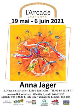 Affiche A4-Anna Jager