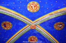plafond transept-église St-Créac-pic Gil