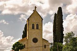 église de Magnas-le clocher