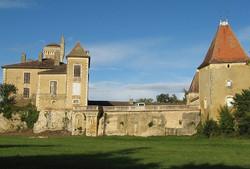 Château de Latour à Miramont-Latour