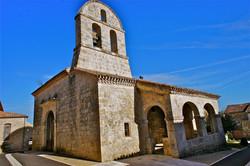 eglise de Rouillac-Gimbrède