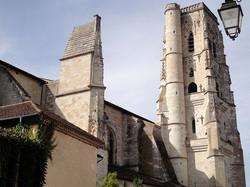 Eglise Saint-Gervais à Lectoure