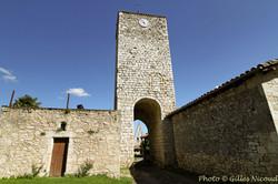 Gaudonville-tour du XIIIème-côté ouest-2
