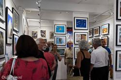 Galerie photos Saint-Clar_vernissage exp