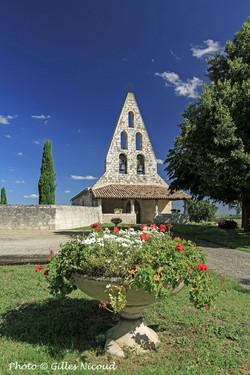 Gaudonville-église