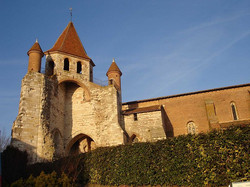 Eglise Saint-Pierre à Auvillar