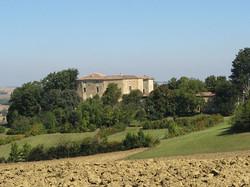 Château de Sérillac à La Sauvetat