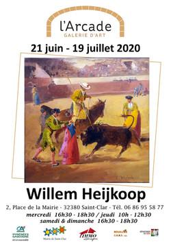 Affiche A4-Willem