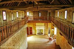 Gramont-château-bibliothèque-aile médiév