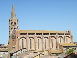 Eglise Notre-Dame de l'Assomption à Beaumont-de-Lomagne