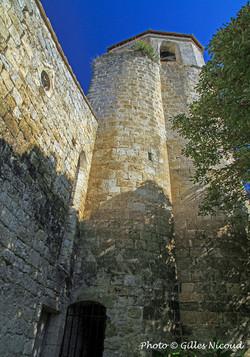 Saint-Clar-vieille église