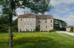 Château de Lacassagne à Saint-Avit-Frandat