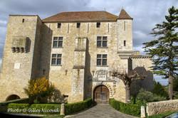 Gramont-château façade est
