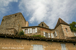 Lachapelle-extérieur château