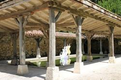Isle-Bouzon-le lavoir