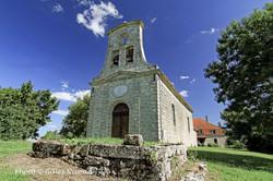 Mauroux-chapelle Saint-Martin