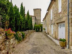 Plieux-rue du château