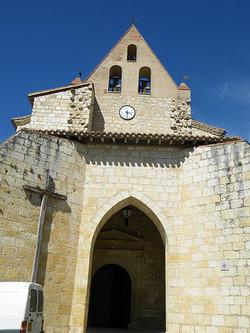 Eglise Saint-Orens à Maubec