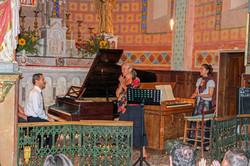 concert église Saint-Créac-28 août 2011