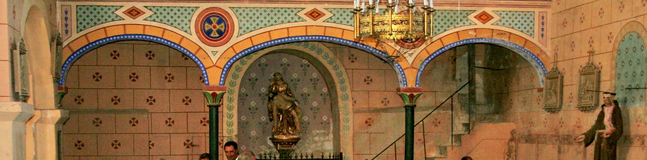 narthex et pietà-église St-Créac-Gilles