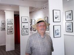 Expo LdL Bernard Comte-vernissage