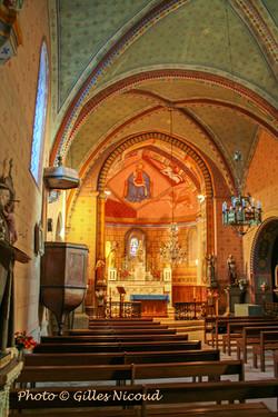 coeur-église St-Créac-pic Gilles Nicoud-