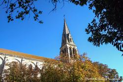 Saint-Clar-clocher église Saint-Clair