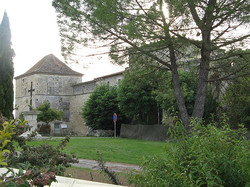 Château à Lagarde