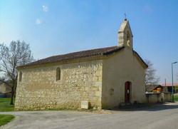 Castelnau-Arbieu-la chapelle d'Aurenque.