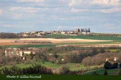 StCréac -vue depuis StLéonard