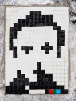 Franck Slama-Space Invader