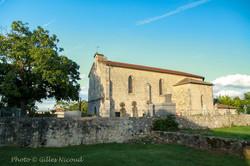 Eglise d'Avezan
