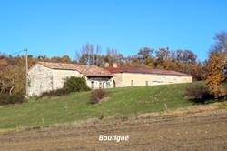 Boutigué-Saint-Créac © Gilles Nicoud