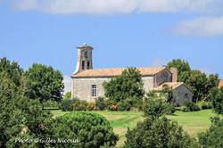 Mauroux-église Saint-Martin