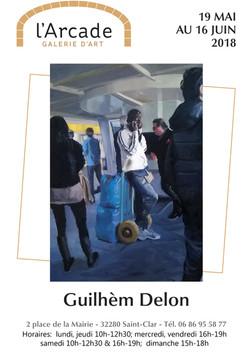 Affiche_A4-Guilhèm_Delon