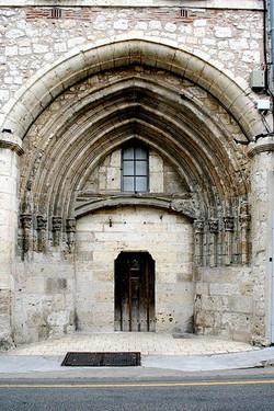 Ancien couvent des Cordeliers à Lectoure