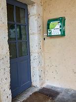Défibrilateur-salle des fêtes StCréac-1.