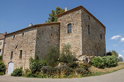 Lachapelle-maison du village