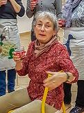 Françoise Magne-présidente Comité des fê