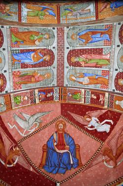 coeur de l'église St-Créac-pic Gilles Nicoud