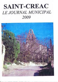 Journal_municipal_de_Saint-Créac-2009-1