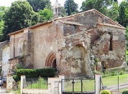 Eglise du Port à Auvillar