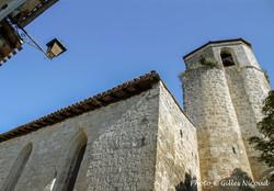 Saint-Clar-vieille église SteCatherine-X