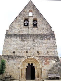Eglise Saint-Antoine à Saint-Antoine