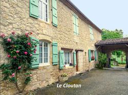 Le Cloutan-Saint-Créac © personnel