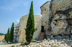 Château des Comtes d'Armagnac à Lectoure