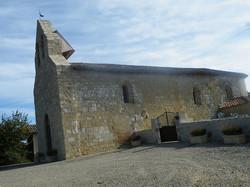 Eglise à Saint-Jean-du-Bouzet