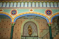 fonds baptismaux-église St-Créac-pic Gil