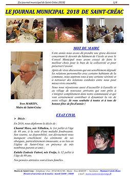 Journal_municipal_de_Saint-Créac_2018-F