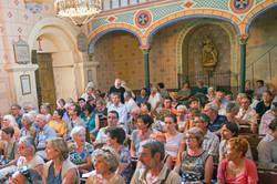 concert 27 août 2017-église Saint-Créac